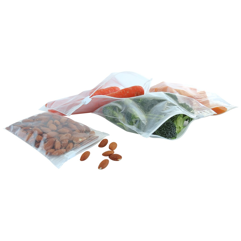Lay Flat Gallon Size Bags